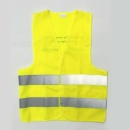 Good Quality of Safety Vest Complied with EN1150 Standard (Hong Kong)