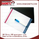 Magnetic Whiteboard With Magnetic Marker Pen (Hong Kong)