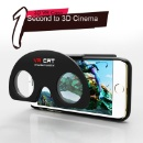 Multifunctional Foldable VR Cat 3D Glasses with Case for iPhone (Mainland China)