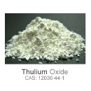 China Mining Industry Supply High Purity Rare Earth Oxides|Thulium Oxide (China)