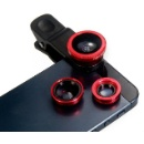 3 in 1 Wide Angle Macro Fisheye Lens for Mobile Phone (Hong Kong)