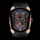 Trinity Force Flying Tourbillon (Hong Kong)