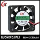 12V 4010 DC LED Cooling Fan With High Temperature Resistant (Mainland China)