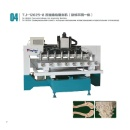 Single Axis and Two Blades Machine (Mainland China)
