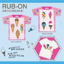 Rub On Sticker (Hong Kong)