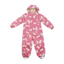 Infant's Hooded Jumpsuit (Hong Kong)