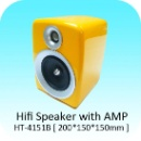 Hifi Speaker with Amplifier (Taiwan)