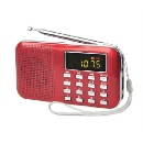 Mini Portable Dual Band Digital AM/FM Radio PM-L218 (China)