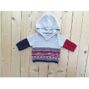 Baby's Hooded Sweater (China)