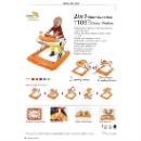2 In 1 Multi-Function Baby Walker (Taiwan)