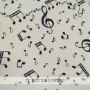 Music Note Print (Hong Kong)