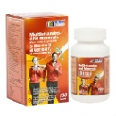 Bio-Home Multivitamins & Minerals Tablets  (Plus Lutein & Lycopene) (Hong Kong)