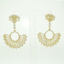 Fashion Silver Jewelry Earring (Mainland China)