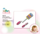Silicon Brush For Feeding Bottle/Nipple (Hong Kong)