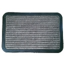 Rubber Backed Polypropyline Doormat (India)