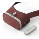 Google Daydream View VR Headset Crimson Made by Google 2016 (Hong Kong)