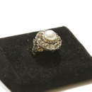 Antique Pearl Ring (Germany)