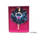 11.5inch Wedding Dress Barbie Princess-3d Eyes Doll (Hong Kong)
