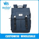 Waterproof Leisure Strong College Anti-Theft Backpack (Mainland China)