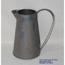 Distressed Galvanized Jug (Mainland China)