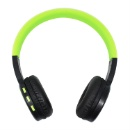 Wireless Headphone 3.0 with Microphone Foldable Headphones with TF Card FM Radio Rechargeable Batte (Hong Kong)