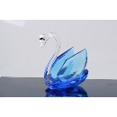 Home Cisne de cristal decorativa (kong do hong)