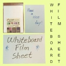 Whiteboard Film Sheet (Hong Kong)