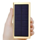 10000mAh Metal Solar Charger (Hong Kong)