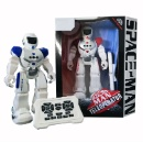 Remote Control Spaceman Robot Toy (Hong Kong)