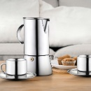 Stainess Steel Espresso Coffee Maker (Hong Kong)