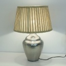 Table Lamp - Hammered (India)