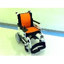 Powdered Foldable Wheelchair (Hong Kong)