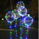 Decoration LED Light Inflatable Transparent Balloon (China)