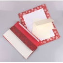 Paper Letterhead Envelope and Cards set (China)