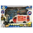 Rescue Toys Playset (Mainland China)