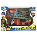 Fire Rescue Toys Playset (Mainland China)