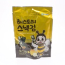 Honey and Butter Flavor Seaweed (Korea, Republic Of)