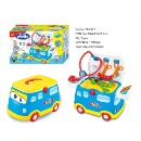 Plastic Play Doctor Set Car (China)