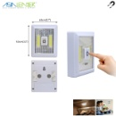Battery Operated Wireless Wall Switch Light (Mainland China)