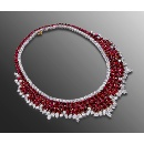 Magnificent Ruby and Diamond Necklace (USA)