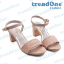 Women Trendy Pumps Sandal Shoes (Hong Kong)
