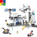 Building Brick Toy – 9-in-1 Space Series (Hong Kong)