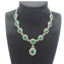 Necklace Made with High-end Jade (Hong Kong)