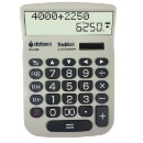 2-Line TrackBack Large Desktop Calculator (USA)