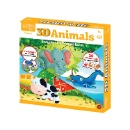 3D board game for Kids 5+ (kong do hong)