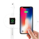 2 in 1 Fast Wireless USB Charging Dock (China)