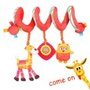 Spiral Deer Baby Toy (Mainland China)