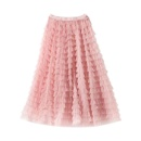 Tiered Tulle Skirt (Hong Kong)