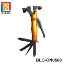 Full Steel Multifunction Claw Hammer for Tool Using (Hong Kong)