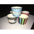 Colorfu Paper Muffin Cup Cake Cup (Mainland China)